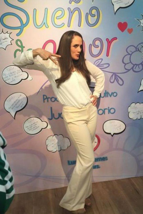 """La actriz protagoniza """"Sueño de amo"""" Foto:Vía instagram.com/bmbettymonroe/?hl=es"""