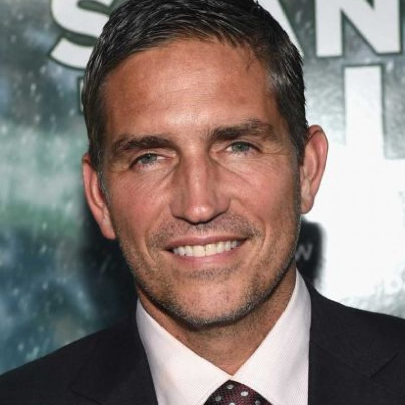 James Caviezel se ganó el papel protagónico como Jesús Foto: Getty Images