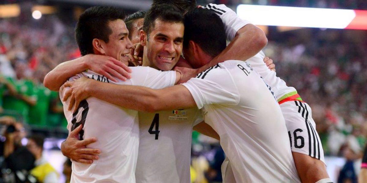 México vence a Jamaica y clasifica a cuartos de final