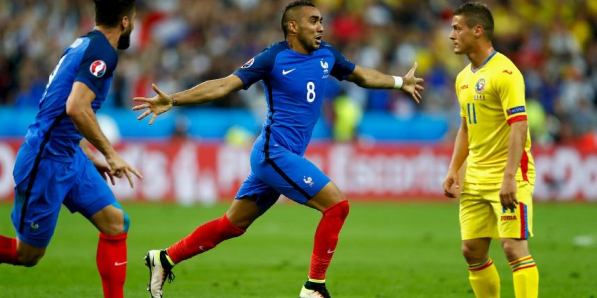 Francia sufrió para ganar en el inicio de su Eurocopa