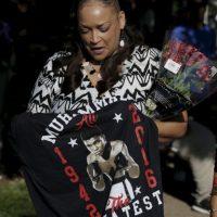 Las mejores imágenes de la despedida de Muhammad Ali Foto:AFP
