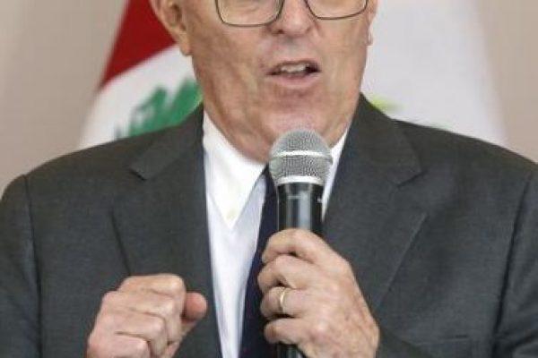 Así celebra su victoria el nuevo presidente de Perú