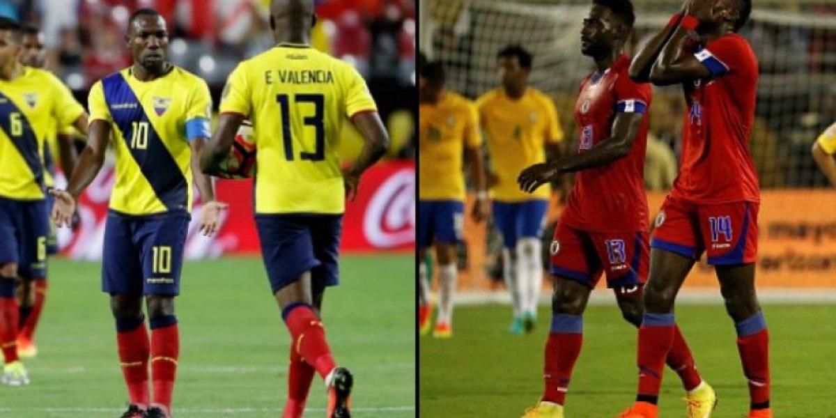 Copa América Centenario: En vivo Ecuador vs Haití