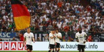 Alemania llega al torneo como campeón del mundo Foto:Getty Images
