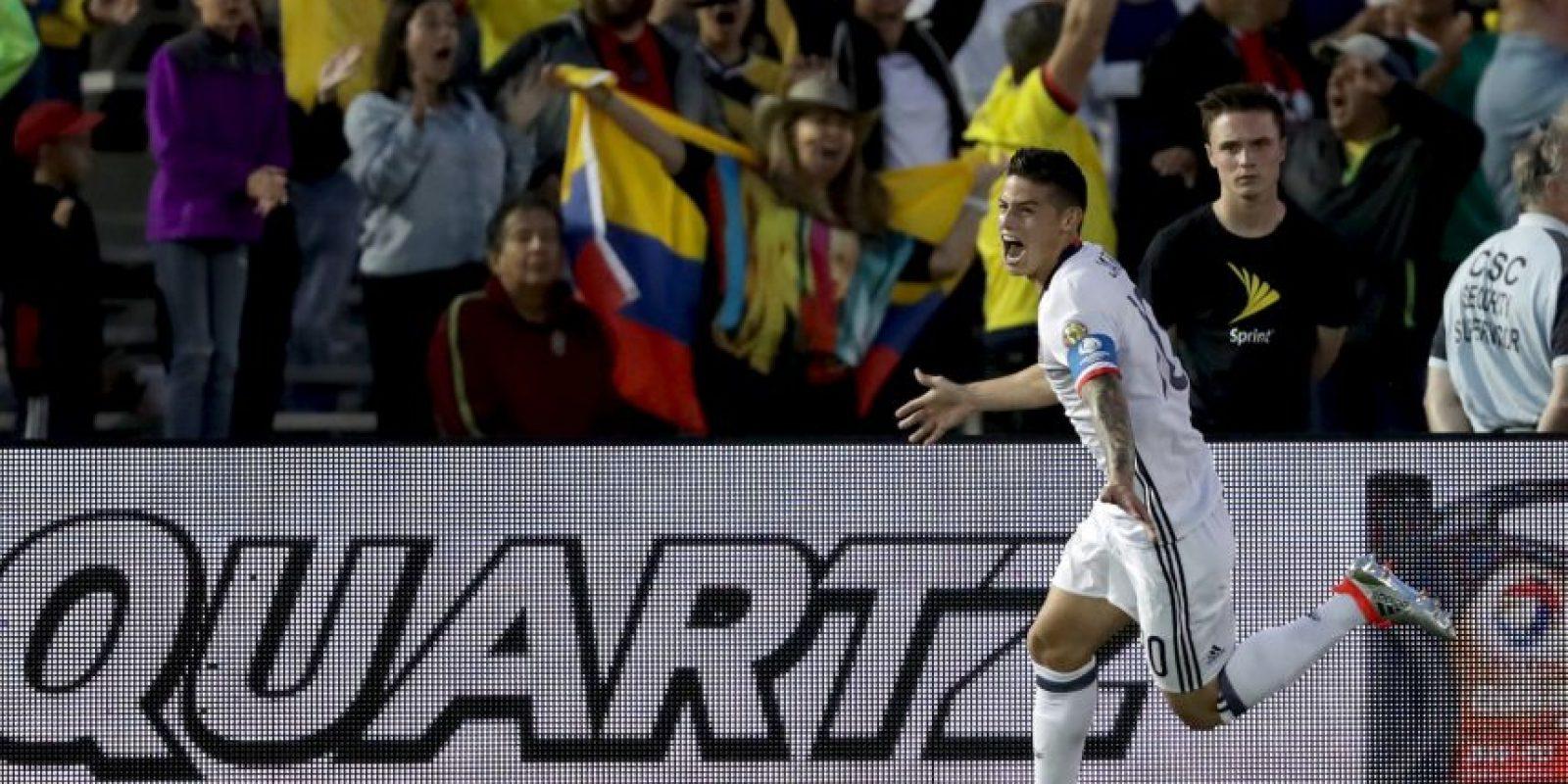 Colombia vs. Costa Rica Foto:Getty Images