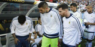 Lionel Messi verá actividad por primera vez en el torneo Foto:Getty Images
