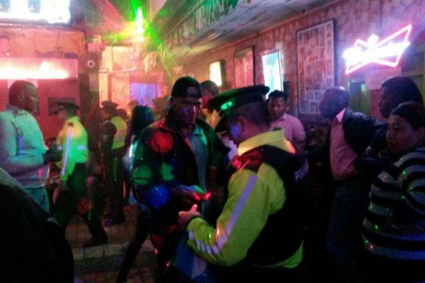 Operativos en Cuenca deja dos discotecas clausuradas
