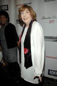 Anne Meara es la madre de Ben Stiller y está casada con Jerry Stiller Foto:Getty Images