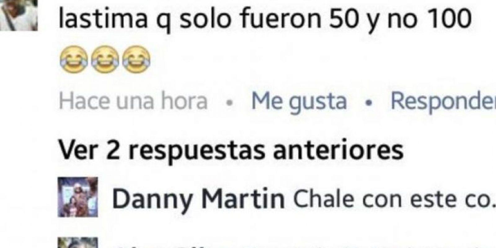 El comentario que le costó el empleo a un funcionario en México Foto:Facebook