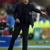 Poco le debe haber importado el dolor tras la victoria que consiguieron por 2 a 0 ante Bélgica Foto:Getty Images