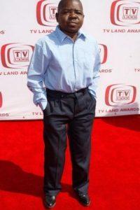 Gary Coleman/Medía 1 metro con 42 centímetros (55 pulgadas) Foto:Getty Images