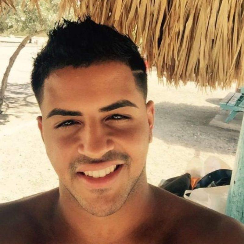 Oscar A Aracena-Montero, de 26 años acompañaba a Carrillo Foto:Facebook