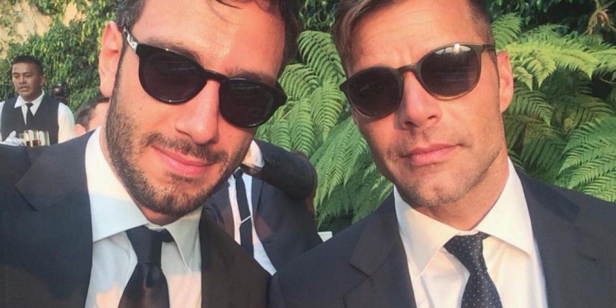 Ricky Martin dijo que su boda durará tres días