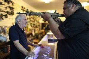 Pero entre 2007 y 2013 se reportaron 16.4 tiroteos masivos en promedio cada año Foto:Getty Images