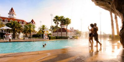 Cuenta con una bañera de hidromasaje Foto:Disneyworld.disney.go.com