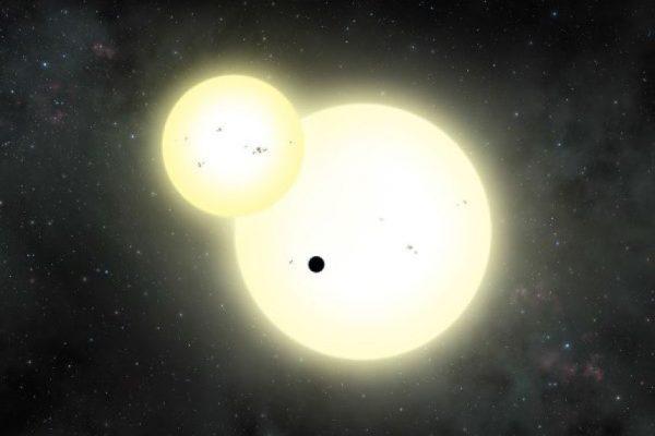 Nasa encuentra un planeta similar a Tatooine de Star Wars