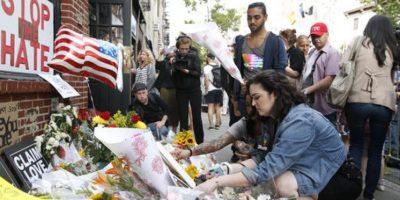 En el que murieron 49 víctimas junto con el asesino Foto:AP