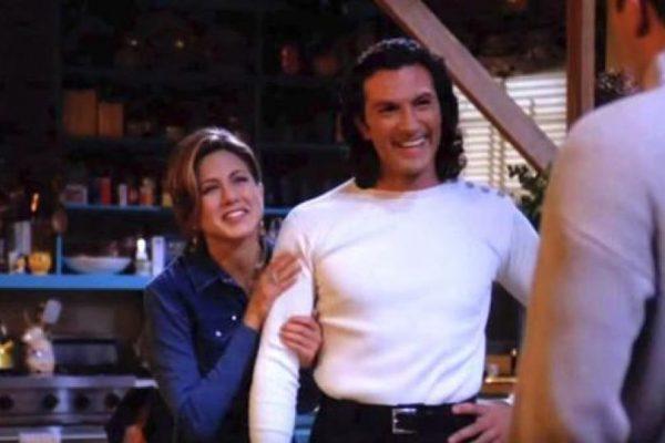 Así está hoy el galán italiano de Rachel en