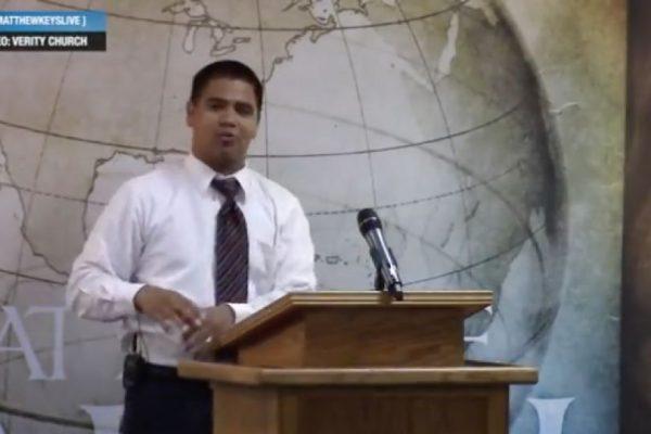 Sermón de Roger Jiménez sobre masacre en Orlando