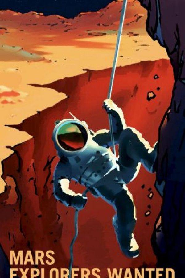 Exploradores Foto:NASA