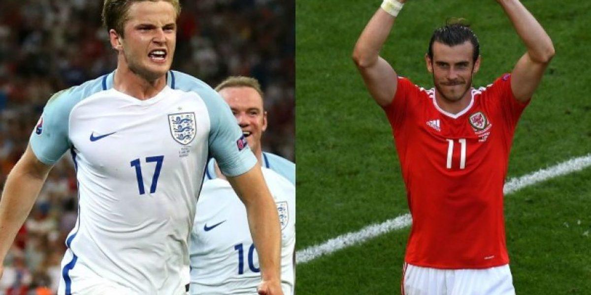 Euro 2016: Inglaterra y Gales se miden por el grupo B de la Euro