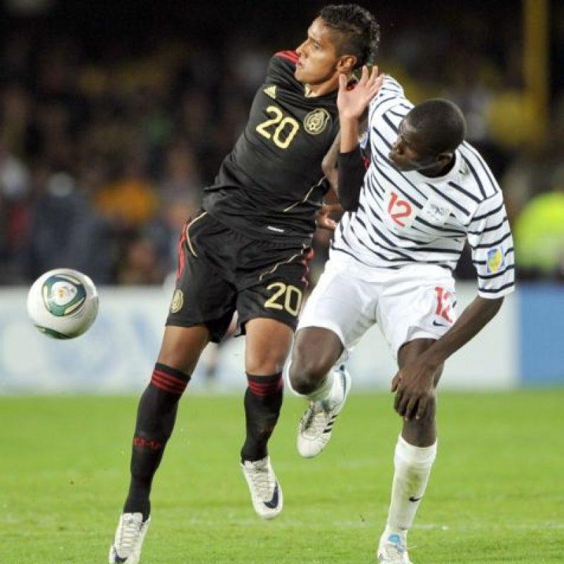 Pese a tener buenas participaciones en las selecciones menores de México y en Pumas, el atacante deja la actividad Foto:AFP