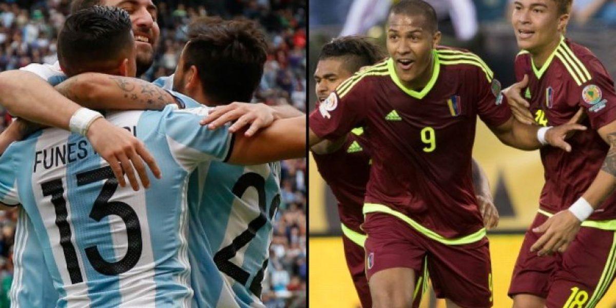 A qué hora juega Argentina con Venezuela en los cuartos de la Copa América