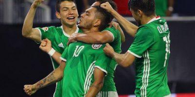 Los mexicanos llegan a cuartos de final tras ser primeros en su Grupo C y con el favoritismo ante una Chile que no ha encontrado su nivel Foto:Getty Images