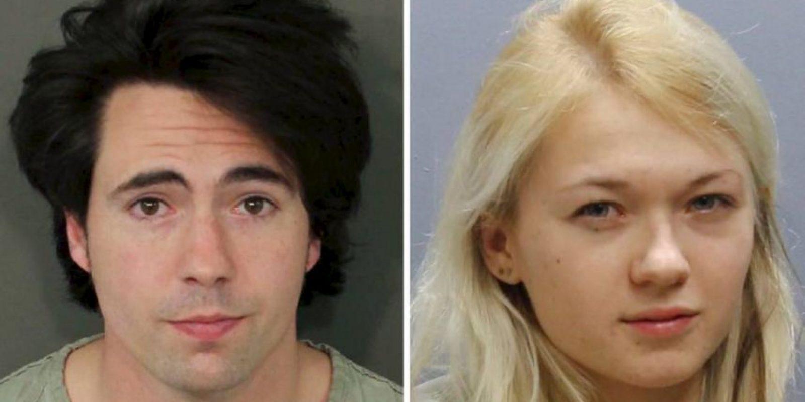 En abril del mismo año, uan pareja de delincuentes grabó en vivo la violación de una jovencita en Ohio, Estados unidos. Foto:Franklin County Sheriff's Office