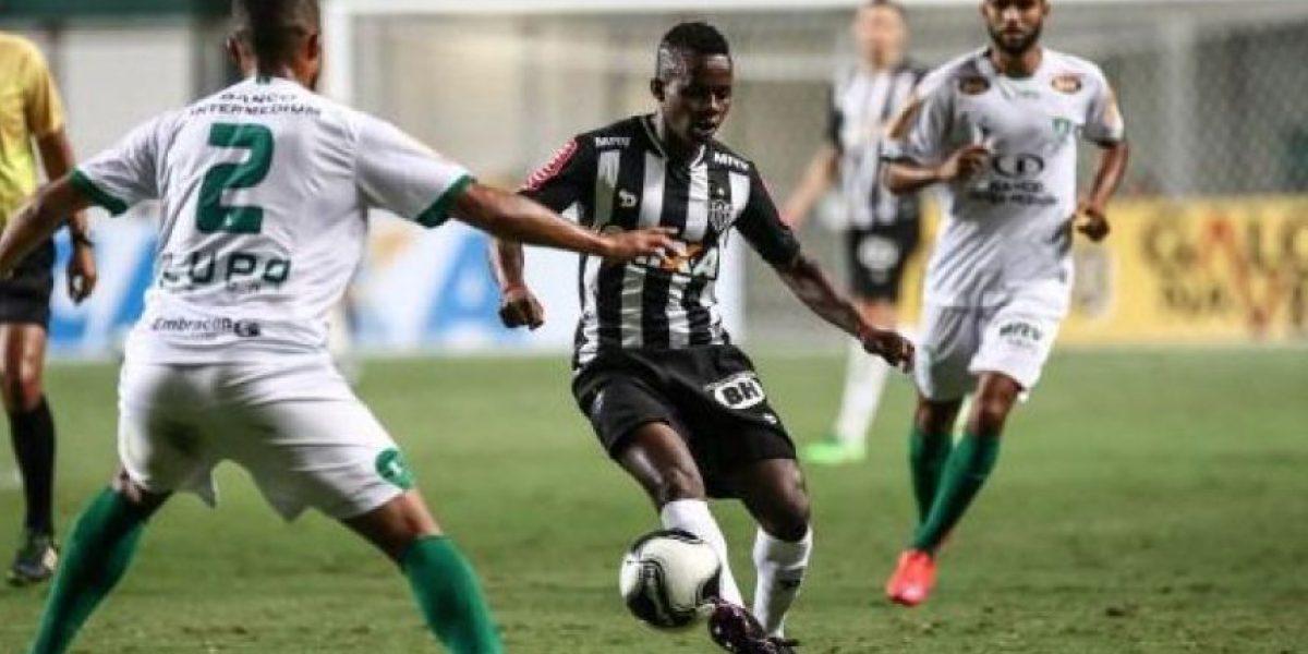 Atlético Mineiro ganó con gol y asistencia de Juan Cazares