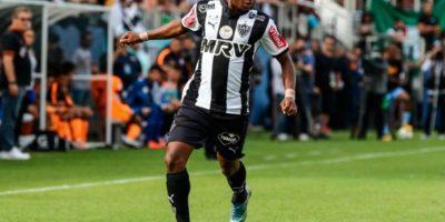 Juan Cazares ha regresado con gol en el Atlético Mineiro Foto:Futbol Ecuador