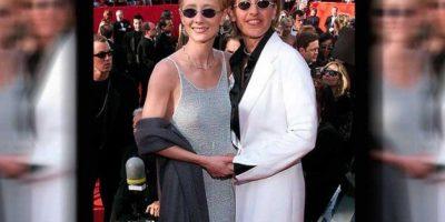 En el 2000 Anne Heche engañó a Ellen DeGeneres con un camarógrafo, según la prensa rosa Foto:Internet