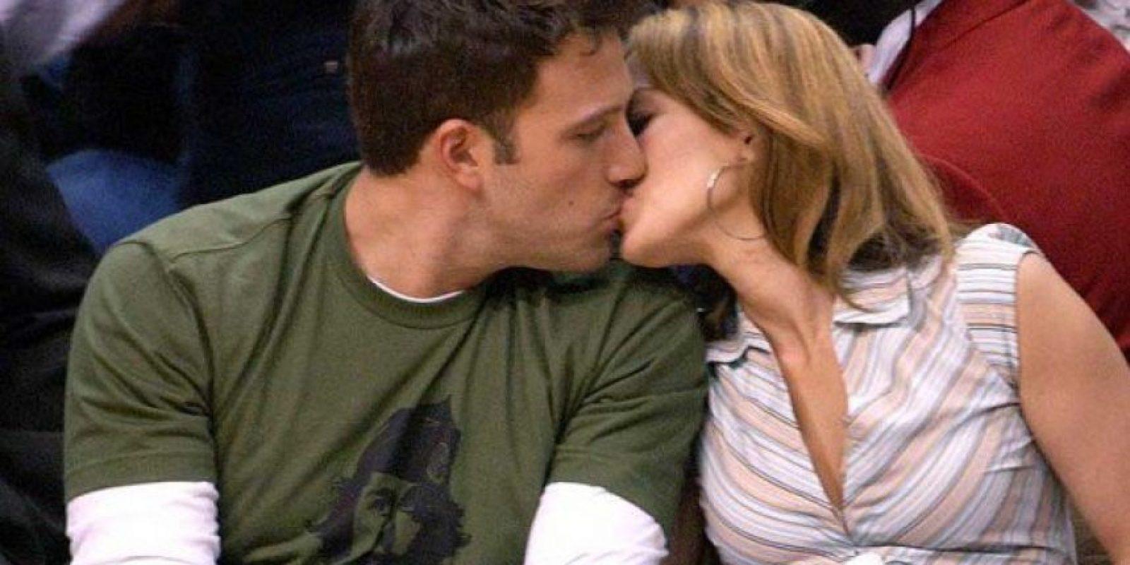 El más sonado sin duda fue cuando comenzó una relación con Ben Affleck Foto:Internet