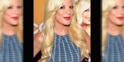 La actriz de la serie americana Beverly Hills 90210 hoy está casada y espera el nacimiento de su cuarto hijo Foto:Internet