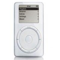 iPod Classic original. Foto:Apple