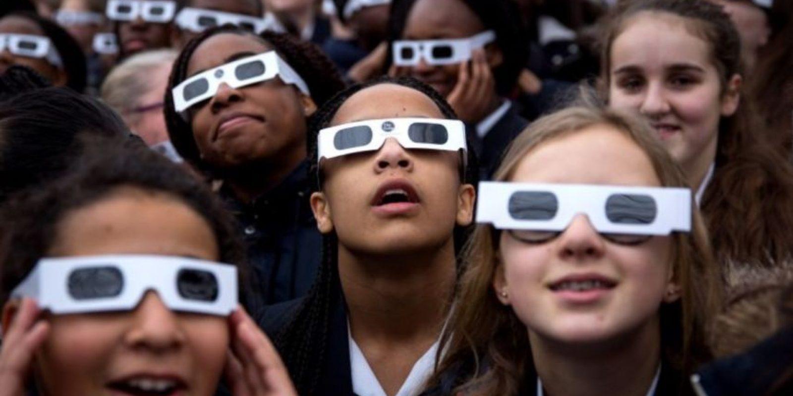 De acuerdo a la NASA, el elcipse total de sol más cercano a América Latina será el 21 de agosto de 2017 Foto:Getty Images