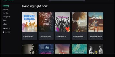 Toma algunas listas de Spotify. Foto:Tubeats
