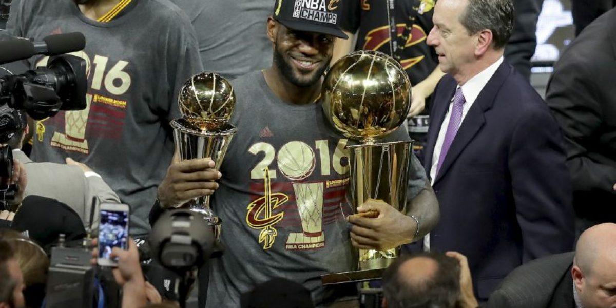 La especial motivación de LeBron James para conseguir el título
