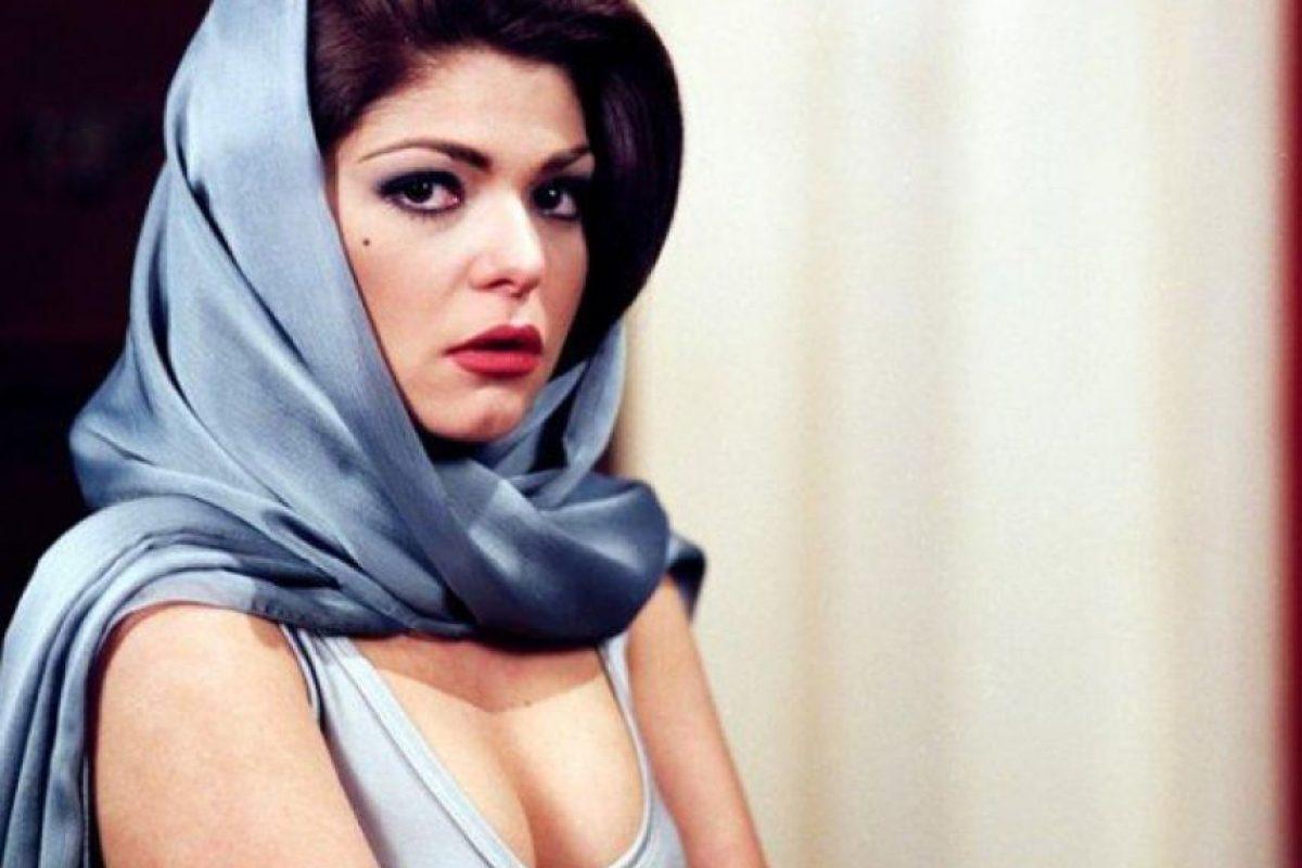 """Por supuesto, la gran estrella de la icónica escena fue """"Soraya Montenegro"""". Foto:vía Canal de las Estrellas"""