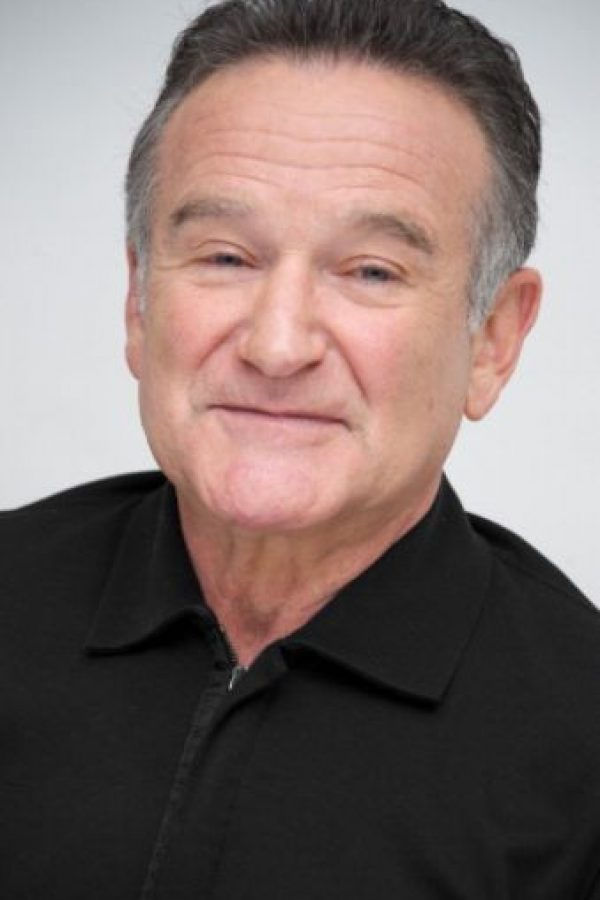 Robin Williams murió ahorcado. Foto: vía Getty Images