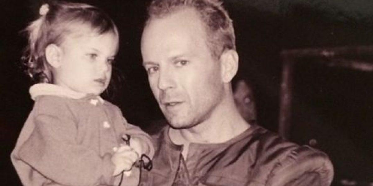 Las adorables fotos que compartieron los famosos por el Día del Padre