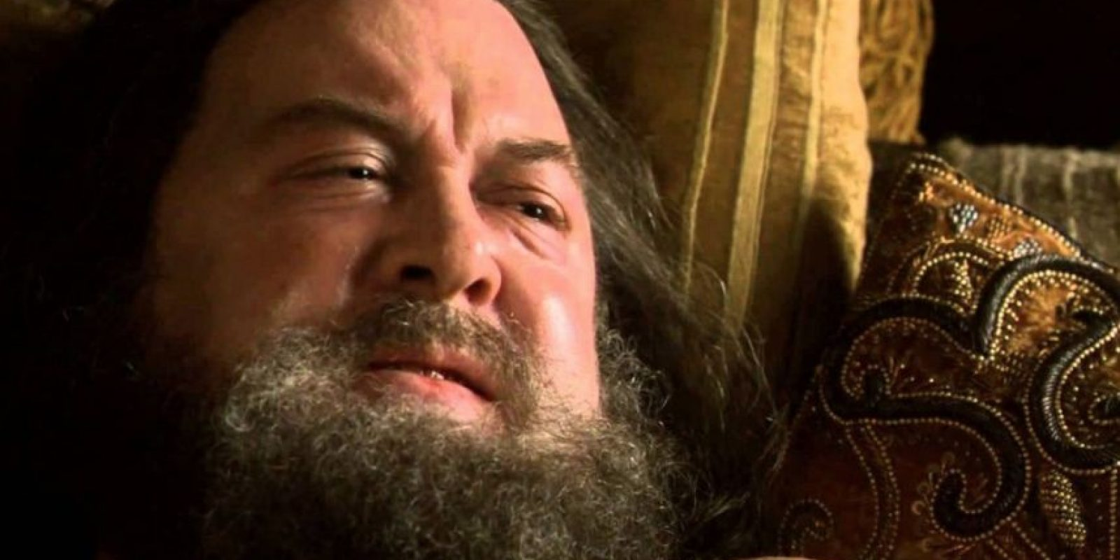 Robert Baratheon murió en un accidente de caza ordenado por su esposa, Cersei. Foto:vía HBO