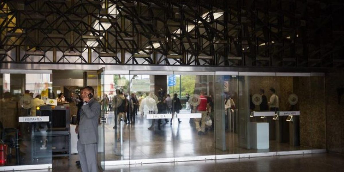 Venezuela: Un muerto tras toma de rehenes en Banco Central