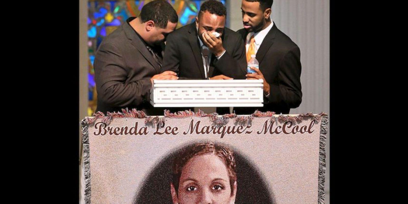 Brenda Lee Marquez McCool se ha convertido en un símbolo de lucha y tolerancia para la comunidad LGBT. Foto:AP