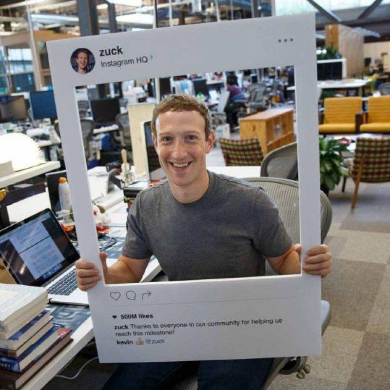 Aunque, según algunos expertos, también es poco probable. Foto:Facebook/Mark Zuckerberg