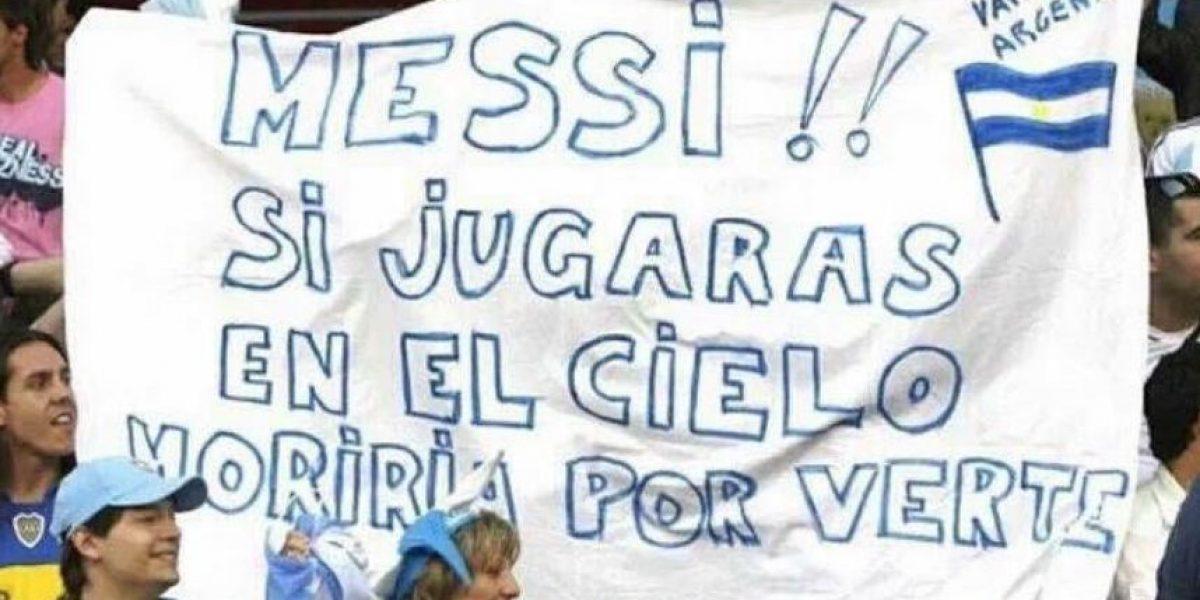 Memes de Messi tras convertirse en el máximo goleador de Argentina