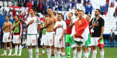 Los húngaros volvieron a un torneo 44 años después de su última actuación y seguramente tienen orgullosos a Ferenc Puskas Foto:Getty Images