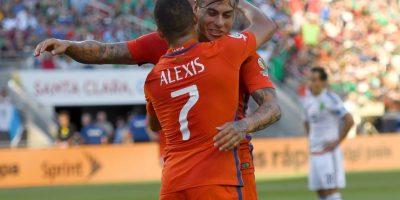Chile, por su parte, humilló a México con un 7 a 0 y vuelve a sacar chapa de candidato Foto:Getty Images