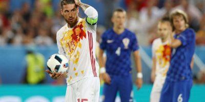 Sin embargo, España perdió con Croacia en la última fecha y se topará con los italianos Foto:Getty Images