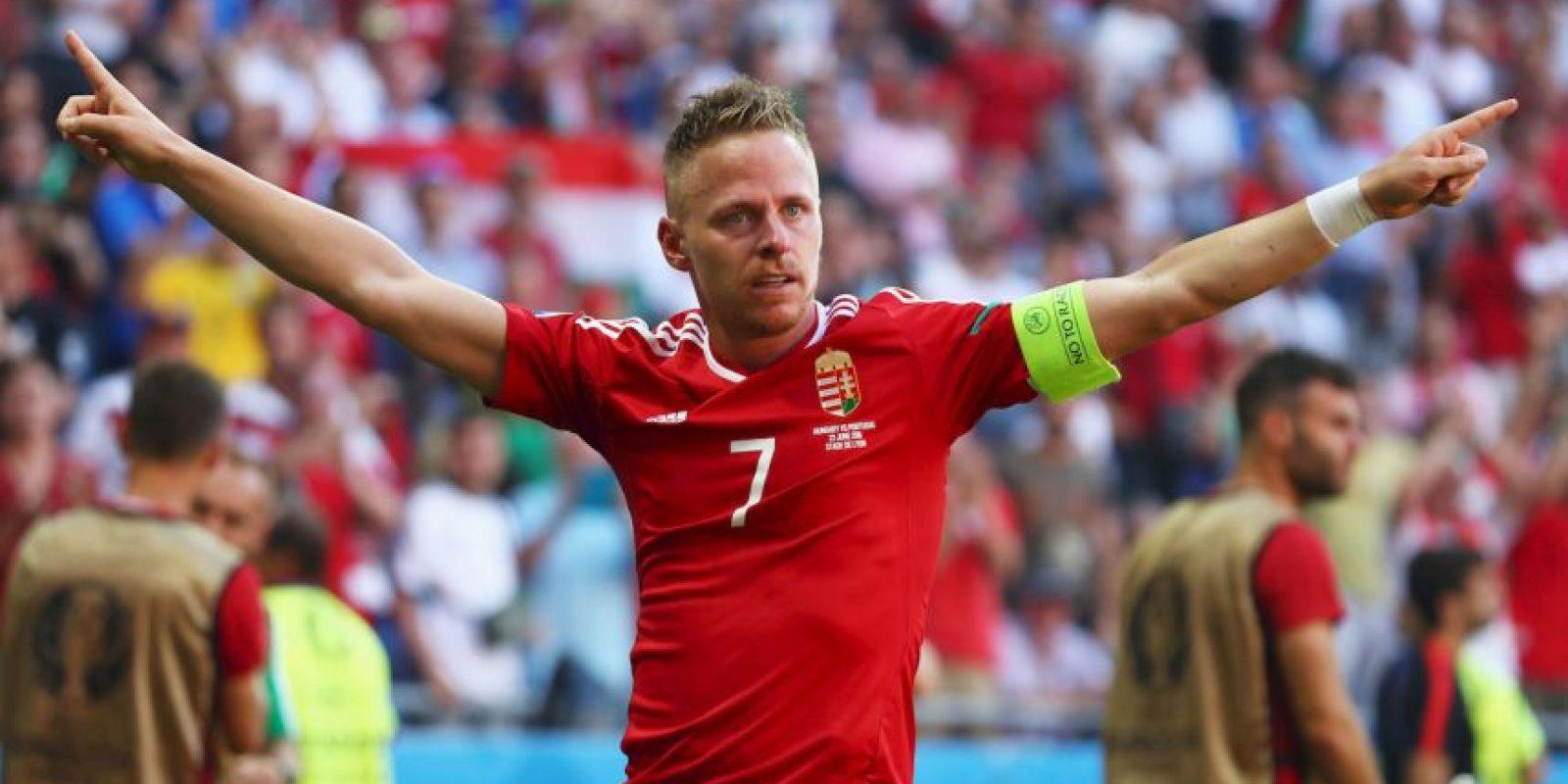 Hungría volvió a una Euro después de 44 años y ganó el Grupo F Foto:Getty Images